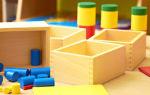 Развитие детей по методике монтессори: квалифицированный подход к обучению