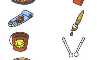 Развитие логики у детей 2 3 лет: игры для занятий с ребенком