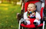 Как выбрать коляску для ребенка: советы для родителей
