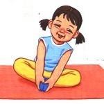 Упражнения для развития гибкости у детей: боремся с малоподвижным образом жизни